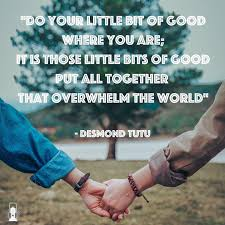 Do Good Quotes Custom Good Quotes Project Doing Good