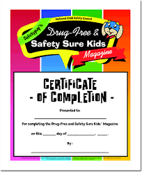 253wc Certificate Of Completion