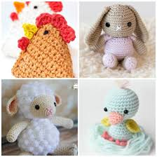 Free Crochet Stuffed Animal Patterns