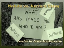 nature vs nurture nature vs nurture you can see the steps of writing a compare and contrast essay on the topic ""