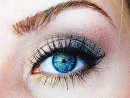 makeup for blue eyes source tutorial