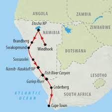 2 week namibia south africa safari