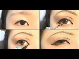natural lat sehari hari cara cantik make up untuk si mata sipit l cara make up l tips kecantikan tutorial