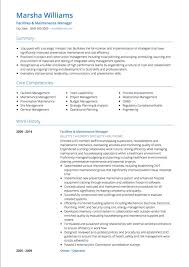 Management Resume Awesome Project Manager CV examples and template