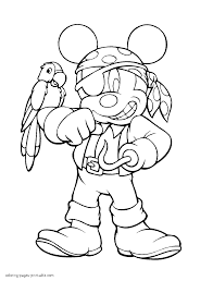 Mickey Halloween Coloring Pages 2483506 Halloween Coloring Pages 3