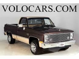 1983 to 1985 Chevrolet Silverado for Sale on ClassicCars.com