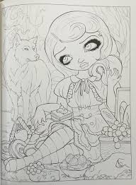 Amazon Com Jasmine Becket Griffith Coloring