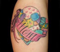 85 best sewing tats images on Pinterest | Be cool, Beautiful and ... & Love the quilt like heart, just without the mom banner.... but Adamdwight.com