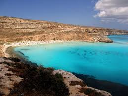 Italys Best Beaches The Rabbit Beach On Lampedusa Reading Italian