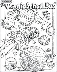 Small Picture awesome Terrific Magic School Bus Coloring Pages Online Colouring