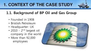 bp s deepwater oil spill case study analysis business ethics context of the case study 4 1