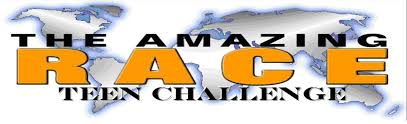 Amazing race for teens