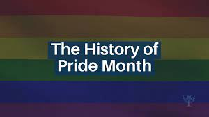 What is Pride Month?