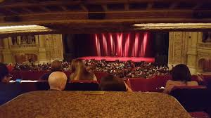 Chicago Theatre Section Booth J Seat 1 And 2 Shared