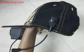 smart cap diy head mounted display project diy ing