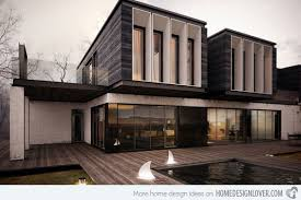Modern Terraced Houses Cbaarch