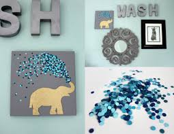 Diy Canvas 30 Minute Elephant Canvas A How To Decorate A Canvas A Art On Cut
