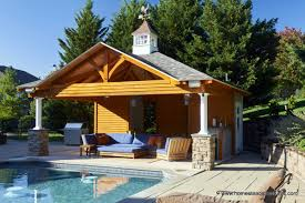 small pool cabana. Custom Pool House Plans Ideas Cabanas In New Westgate Smoky On Cabana Modern Small .