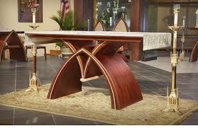 Custom Made Altar Furniture Furniture Pinterest