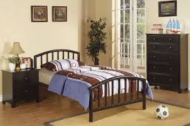 Twin Size Headboard Dimensions F9018t Twin Size Bed Frame By Poundex