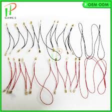 cable pusher promotion shop for promotional cable pusher on arcade led push button 12v cable 6 3mm terminal wire harness