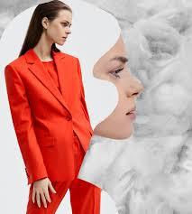 Exclusive new fashion for <b>women</b> by <b>HUGO BOSS</b>