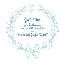 Sprüche Hochzeit Glückwünsche