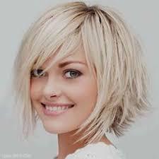 Images Coiffure Cheveux Fins Visage Rond Femme Visage Carre