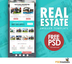 real estate e mailer template psd psd bies com real estate emailer template image