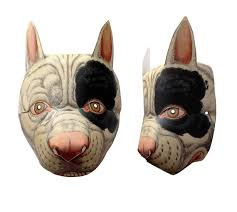 Mask Templates For Adults Adorable Dog Mask Printable DIY Paper Mask Dog Doggy Puppy Kids Adults Etsy
