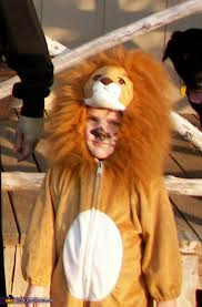 cowardly lion wizard of oz costumes