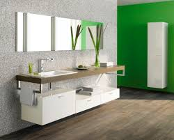 Accent Wall Bathroom Green Accent Wall Definitely Not Overdone You Can Easily Repaint