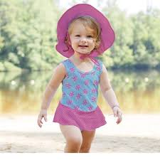 Iplay Sun Hat Size Chart Iplay Brand Build In Swim Diaper 1 Piece Swimsuit