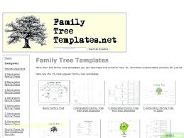 Once Twice Thrice Removed Generation Family Tree Chart 5 Free