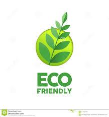 Conception écologique De Vert De Citation De Feuille De Coupe De
