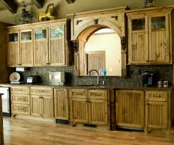 Funky Kitchen Cabinets Picture On Pallet Wood Kitchen Cabinets With Funky Home Decor