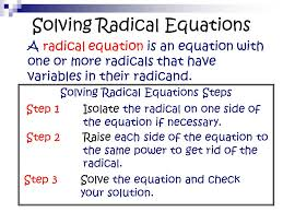 solving radical equations calculator step by free tessshlo