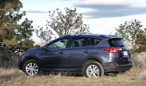 2013 Toyota RAV4 Limited review