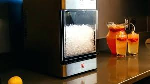 scotsman countertop nugget ice machine machines best maker small makers for home your house party