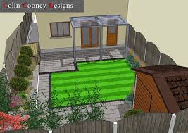 garden sketch 3 s
