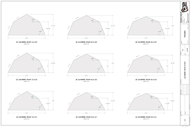 Gambrel Roof 10u0027 X 12u0027 Barn Style Shed Plan  YouTubeGambrel Roof Plans