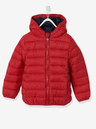 Design Jackets For Boys Lightweight Jacket For Boys Red Dark Solid With Design Boys