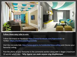 Easy Interior Design Inspiration Just Let It B On Twitter Fine Nuances Of Gyprocindia Designs R