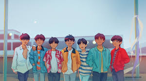 Bts Computer Wallpaper Hd posted by ...