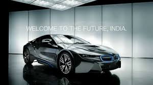 Welcome to BMW i. Welcome to the Future, India. - YouTube