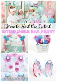 fun party themes for 13 year olds. from the cupcakes and table decor to party favors activities, this little girls spa birthday is perfect theme for fun themes 13 year olds i