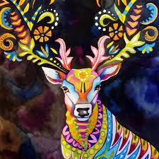Beautiful Patterns Impressive The Beautiful Patterns Of Andrea CarewReid VASHTI MAGAZINE
