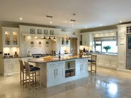 Marble Floor Kitchen Http Wwwenigmadesignie Kitchens Traditionalhandpaintedcream