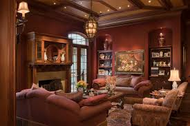 Old World Living Room Design Remodeling 615