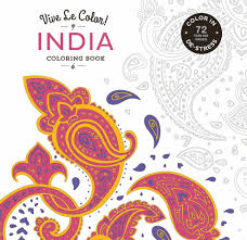 Small Picture Vive Le Color India Adult Coloring Book Color In De stress